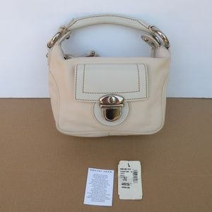 MARC JACOBS LEATHER SMALL HOBO